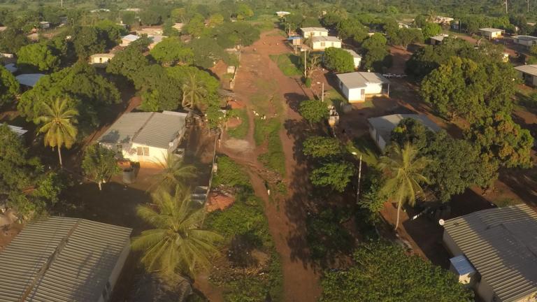 Lotissement à Yamoussoukro Bonzi