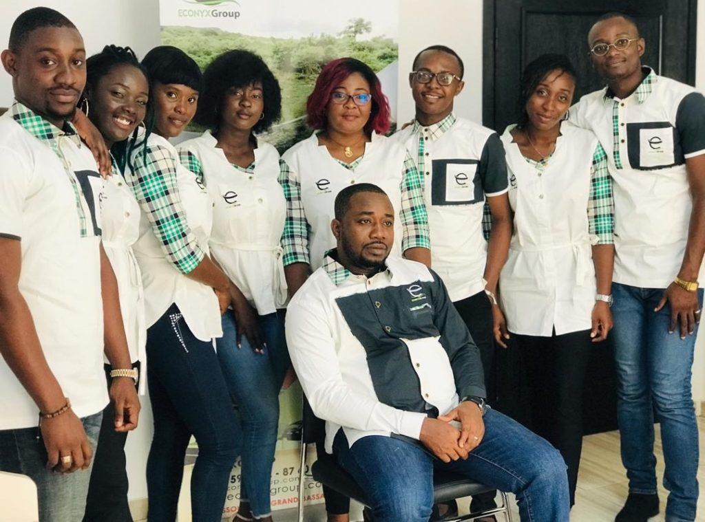 La société ECONYX GROUP